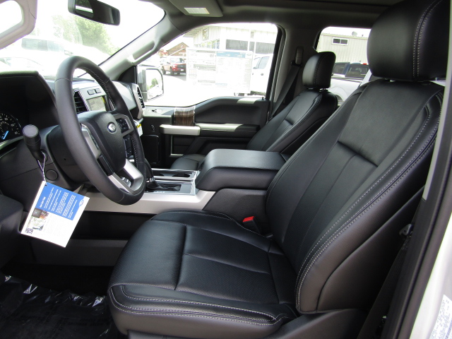 2018 Ford F-150 Lariat 145WB SuperCrew 4WD