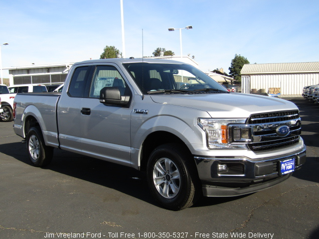 2018 Ford F-150 XLT 6.5 Box SuperCab 2WD