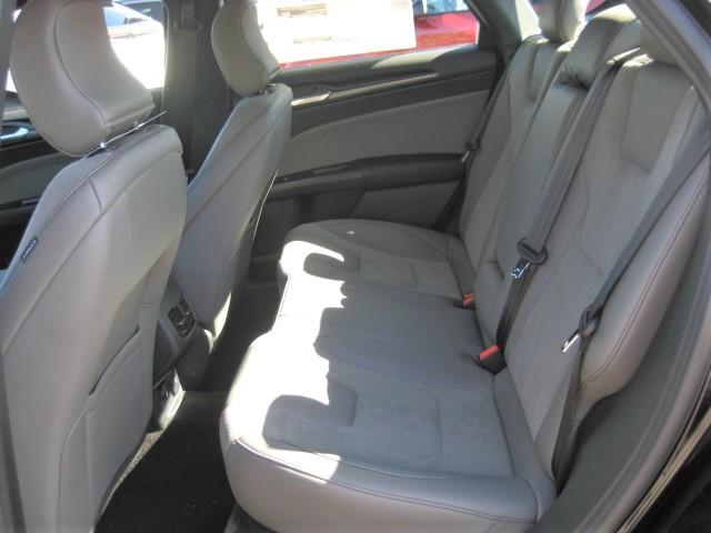 2017 Ford Fusion Sport 4 Dr Sedan 4WD