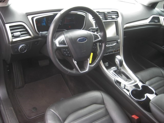 2014 Ford Fusion SE 4 Dr Sedan