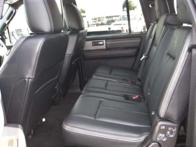 2017 Ford Expedition EL Platinum 4 Dr SUV 4WD