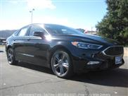 2017 Ford Fusion Sport 4 Dr Sedan 4WD