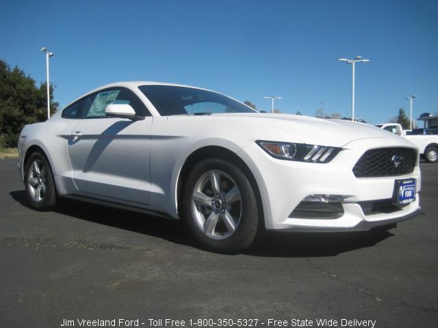 2017 Ford Mustang V6 2 Dr Fastback