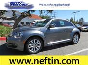 2015 Volkswagen Beetle Coupe 2.0L TDI