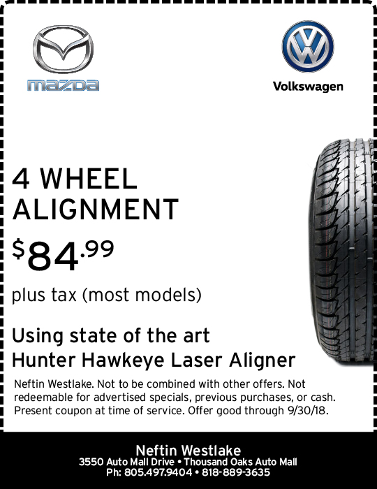 Neftin Wheel Alignment
