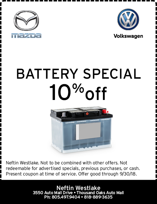 Neftin Battery Special