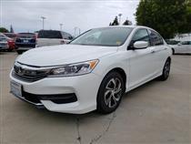 2017 Honda Accord Sedan LX SEDAN