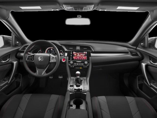 2018 Honda Civic Si Coupe Manual Coupe