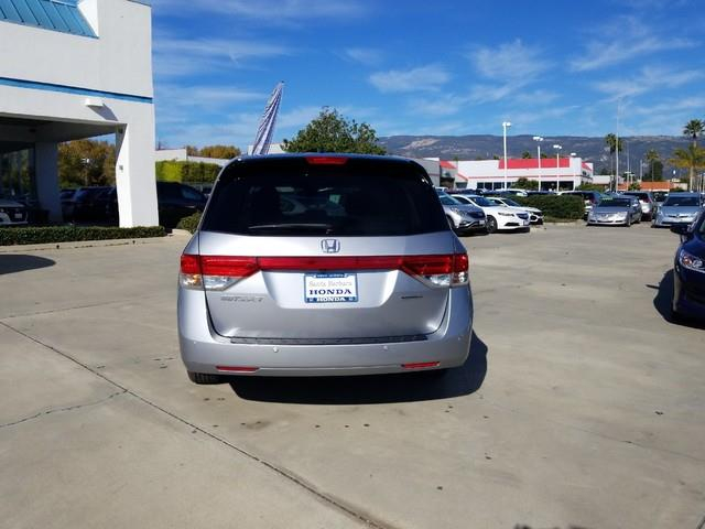 2016 Honda Odyssey Touring Minivan/Van