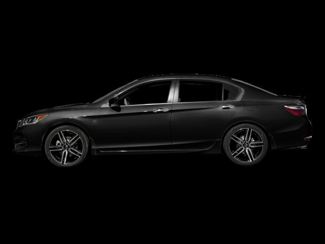2017 Honda Accord Sedan Sport CVT w/Honda Sensing PZEV 4dr Car