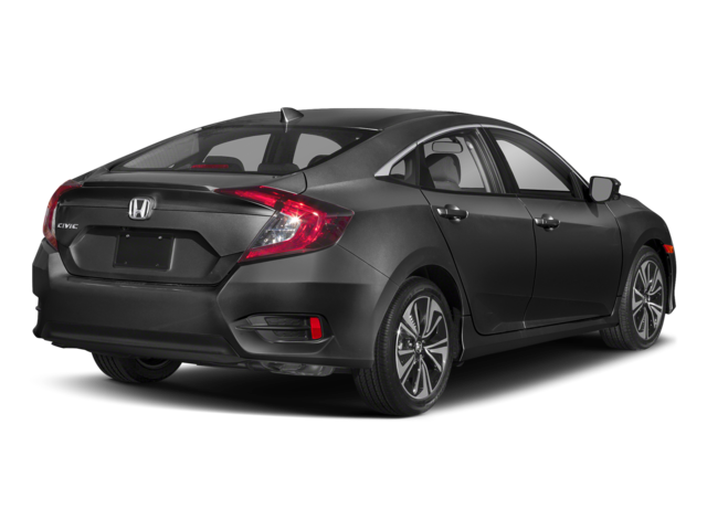 2018 Honda Civic Sedan EX-T Sedan