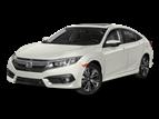 2018 Honda Civic Sedan EX-T Sedan