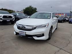 2017 Honda Accord Hybrid Touring SEDAN