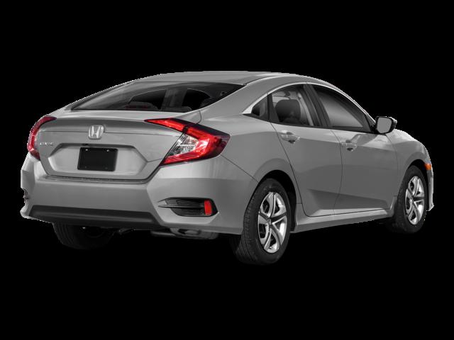 2018 Honda Civic Sedan LX Sedan