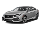 2018 Honda Civic Si Sedan Manual Sedan