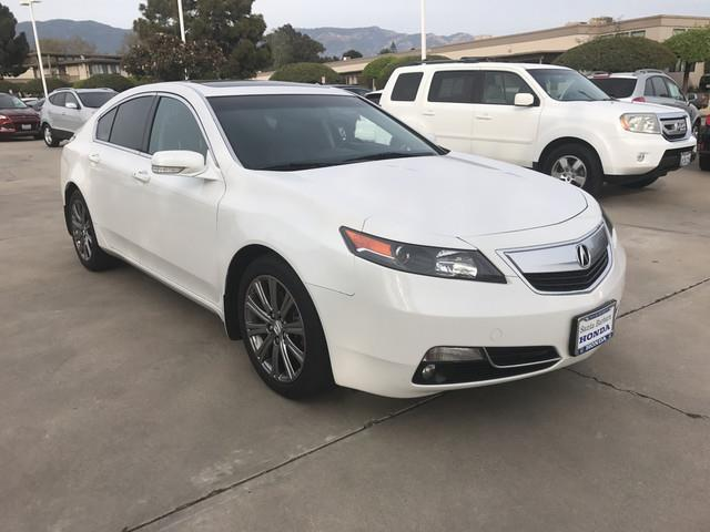 2014 Acura TL Special Edition Sedan